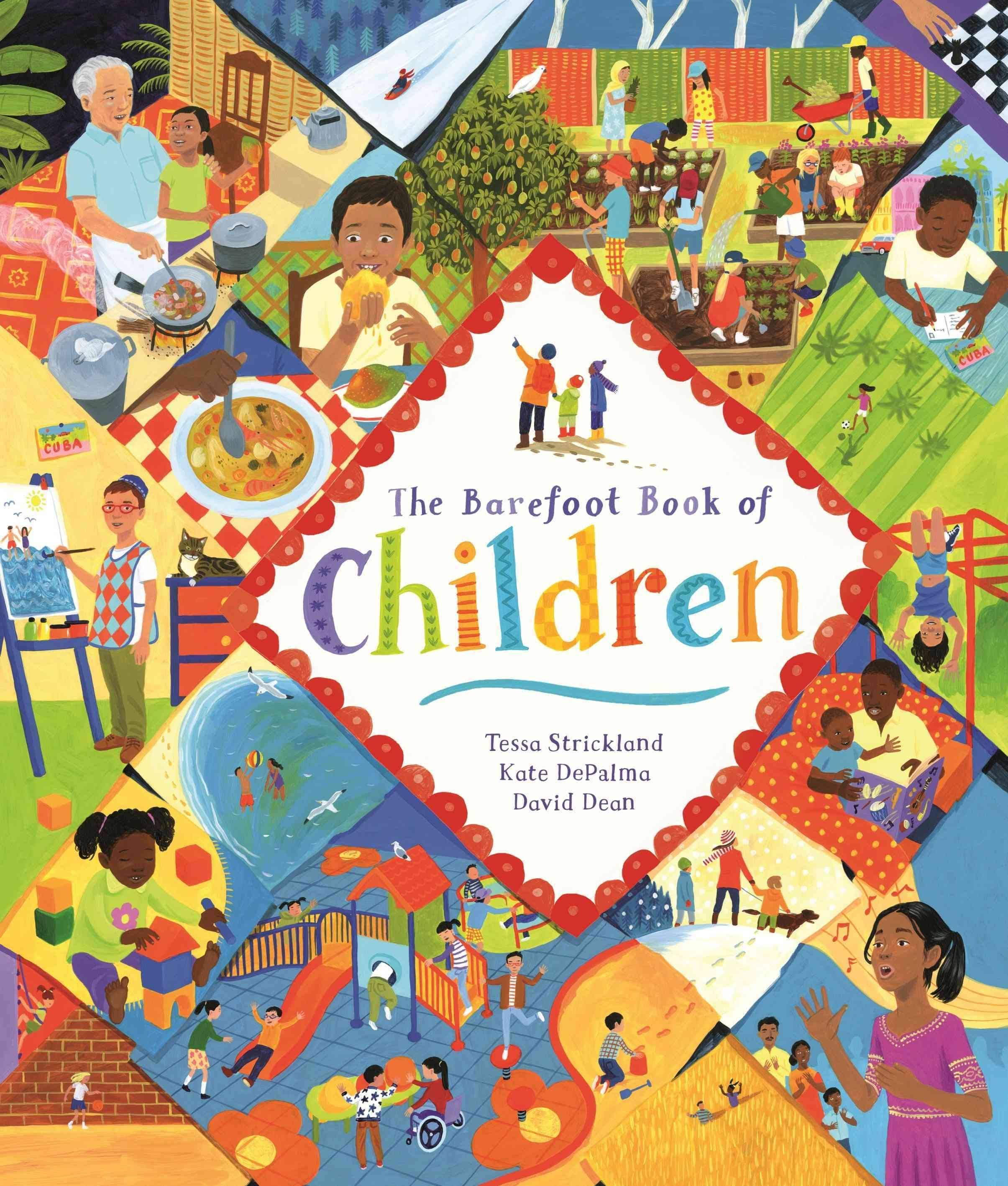 Gold: The Barefoot Book Of Children, By Tessa Strickland And Kate Depalma;  Illustrated By David Dean (barefoot Books)