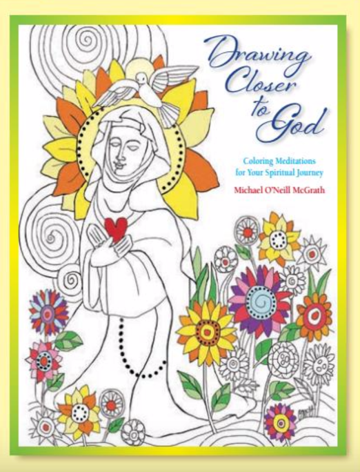 GOLD Tie Maybe God Is Like That Too By Jennifer Grant Illustrated Benjamin Schipper Sparkhouse Family Drawing Closer To Coloring